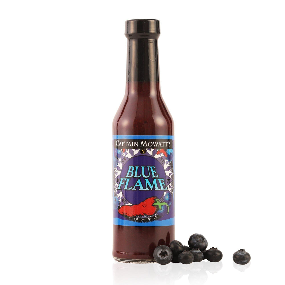 The best hot sauce.  The most popular hot sauce.  The best tasting hot sauce.  Maine blueberry hot sauce