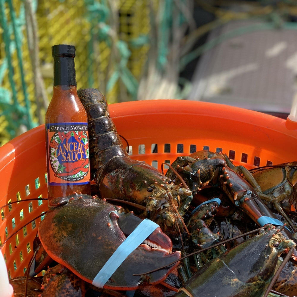 The best hot sauce. The most popular hot sauce. The best tasting hot sauce. Maine's hot sauce. The best hot sauce for lobster and seafood.