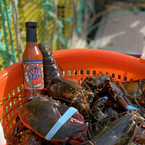 Canceaux Sauce, world famous, best hot sauce for lobster and seafood. The best hot sauce. The most popular hot sauce. The best tasting hot sauce.