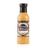 The best hot sauce. The most popular hot sauce.  Alabama white bbq sauce