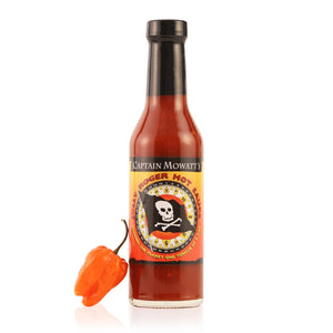 The best hot sauce. The most popular hot sauce. Smokey habanero hot sauce