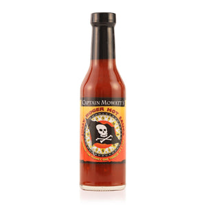 smokey habanero hot sauce