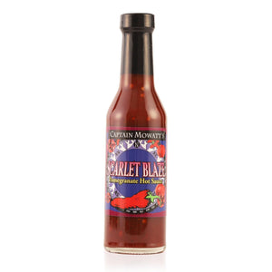 The best hot sauce. The most popular hot sauce.  Pomegranate hot sauce, the best
