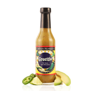 The best hot sauce. The most popular hot sauce. Avocado hot sauce