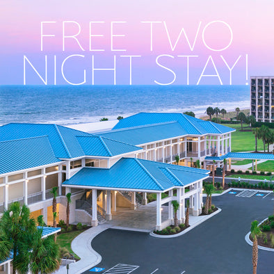 FREE TWO NIGHT STAY at the Double Tree Resort by Hilton in Myrtle Beach, SC