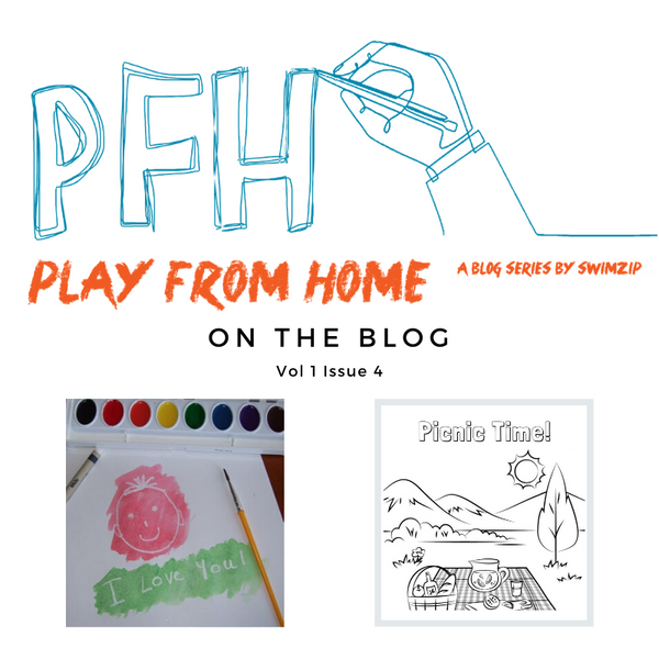Play From Home (PFH) - Vol. 1, Issue 4