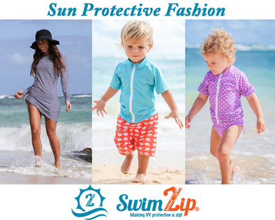 Resort Wear - Light Weight Sun Protection