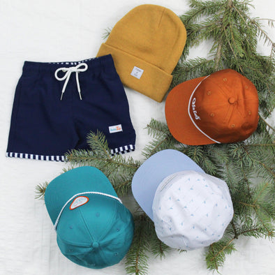 DAY 7: Holiday Giveaways! SwimZip + Cash & Co.