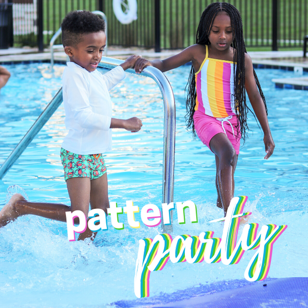 """Pattern Party"" Collection is Live!"