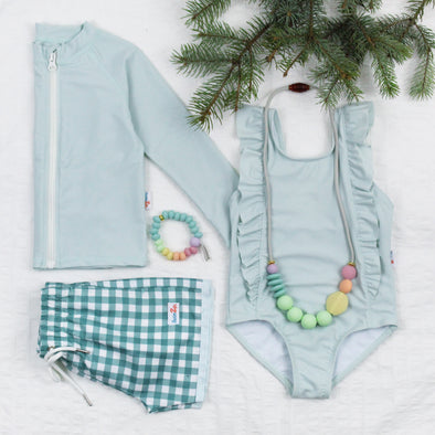 DAY 8: Holiday Giveaways! SwimZip + January Moon