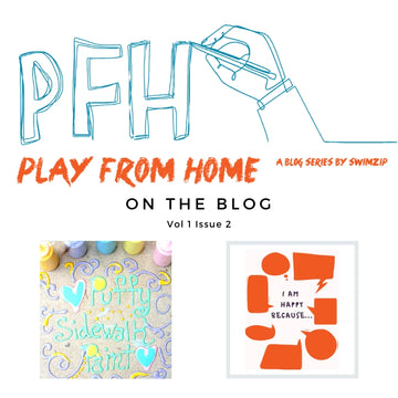 Play From Home (PFH) - Vol. 1, Issue 2