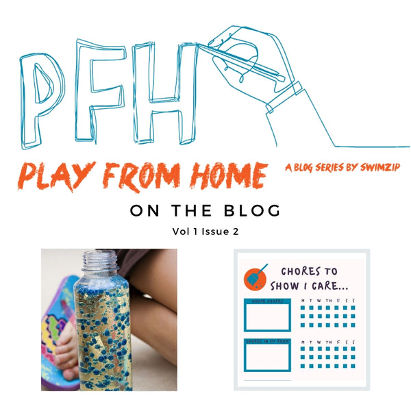 Play From Home (PFH) - Vol. 1, Issue 3