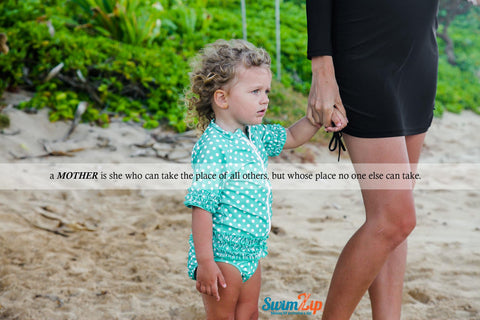 f91e3c918b3fa Mother s Day - Family Over Everything – SwimZip® UPF 50+ Sun ...