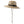 Girl's Wide Brim Straw Sun Hat (Ages 10 and Up) - SwimZip Sun Protection Swimwear