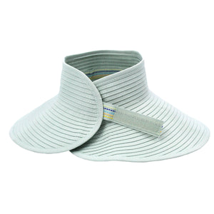 Women's Wide Brim Sun Visor - Mint