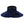 Women's Wide Brim Sun Visor - Navy