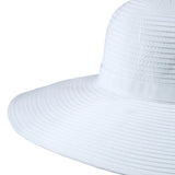 Women's Wide Brim Sun Hat (Multiple Colors)-SwimZip UPF 50+ Sun Protective Swimwear & UV Zipper Rash Guards-pos7