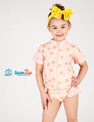 rash guard with zipper toddler swimzip