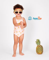 toddler pineapple swimsuit