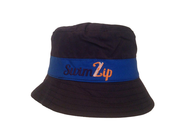 Boy Bucket Hat - Navy Blue