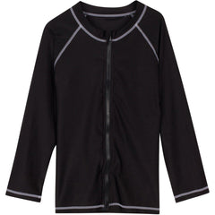 Cutie Cruiser - Girl Rashguard Long Sleeve Black