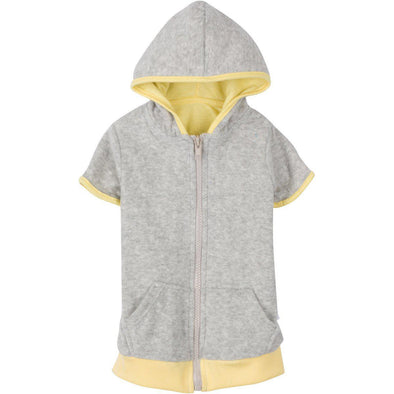 child sun protection beach coverup swimzip