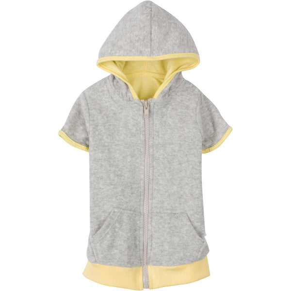 "Child Beach Swimsuit Cover Up Robe with SPF UV Protection - ""Sand Monster"""