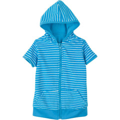 Baby Boy Beach Swimsuit Cover Up Robe with SPF 50+ UV Protection -