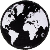 Round Beach Towel - Multiple Colors-1 Size-Voyage Around The World-SwimZip UPF 50+ Sun Protective Swimwear & UV Zipper Rash Guards-pos5