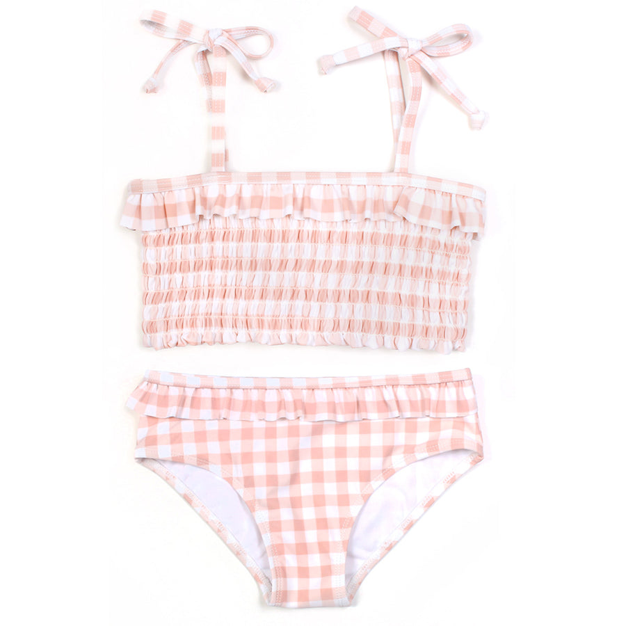 "Girl ""Sucker For You"" Bikini 2 Piece Swimsuit Set - Multiple Colors - SwimZip Sun Protection Swimwear"