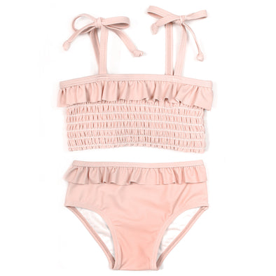 "Girl ""Sucker For You"" Bikini 2 Piece Swimsuit Set UPF 50+ 