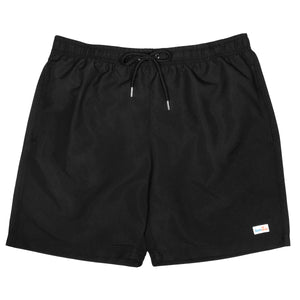 "Men's 6.5"" Swim Trunks - Black"