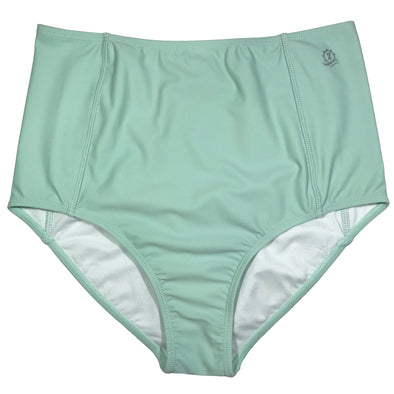 Women's Sun Protection High Waist Bottoms UPF 50+ | Green