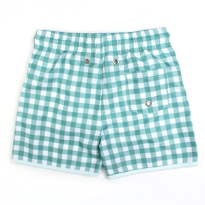 "Boy ""Catch a Wave"" Swim Trunk UPF 50+ 