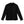 Women's Long Sleeve Rash Guard with Pockets UPF 50 + | Black - SwimZip Sun Protection Swimwear