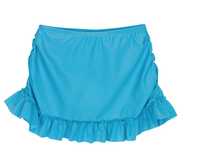 "Girls Swimsuit Skirt Cover-up UPF 50+ | ""Mermaid"" Cover Up"