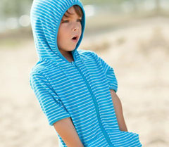 boy beach coverup