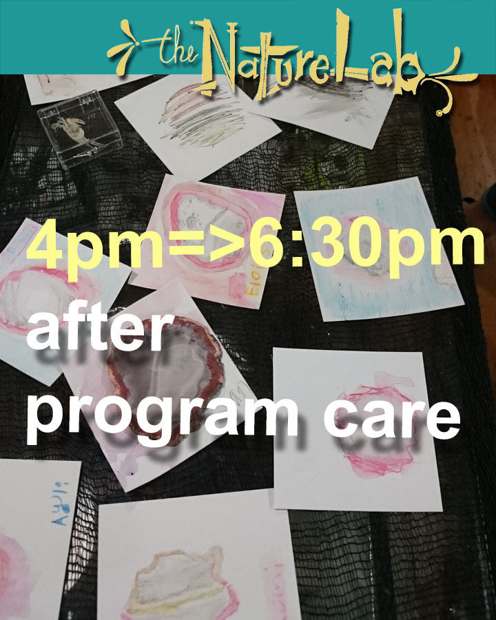 By-the-Day After-Program Care 4-6:30pm