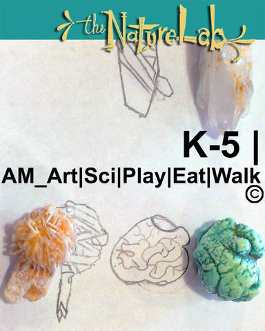 K-5  |  AM_Art|Sci|Play|Eat|Walk