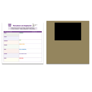 Magnetic Notepads | Large : Includes Free Artwork Design & Delivery
