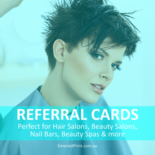 Load image into Gallery viewer, Referral Cards For Your Business. Everything Done For You Including Free Artwork and Delivery | 90x55mm
