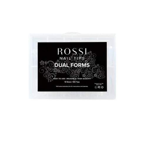 Rossi Nail Tips Pack 100pcs