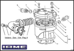 IAME Leopard (08 and Older ) Cylinder