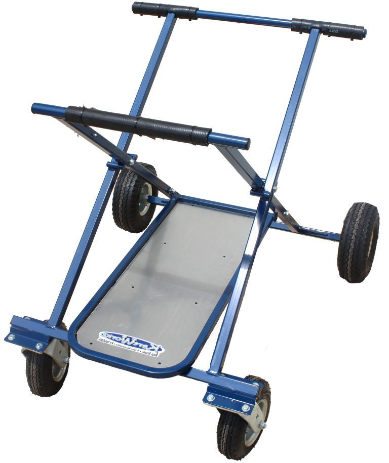 Buy Wheeled X-Frame Kart Stands from KartWorkz