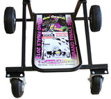 KartWorkz-wheeled-x-frame-commemorative-stand-front-view