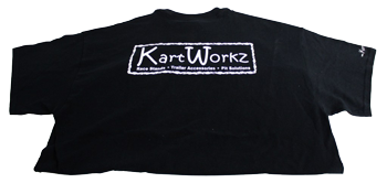 KartWorkz-black-t-shirt