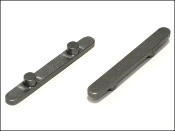 "PKT 1/4"" x 60mm Key 6mm Pegs"