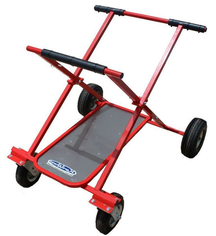 X-Frame Kart Stand (RED)