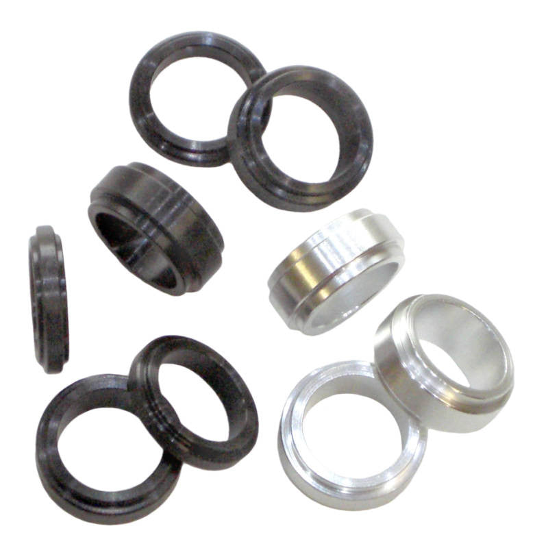 Wheel Spacer, Aluminum, (Specify Size/Thickness)