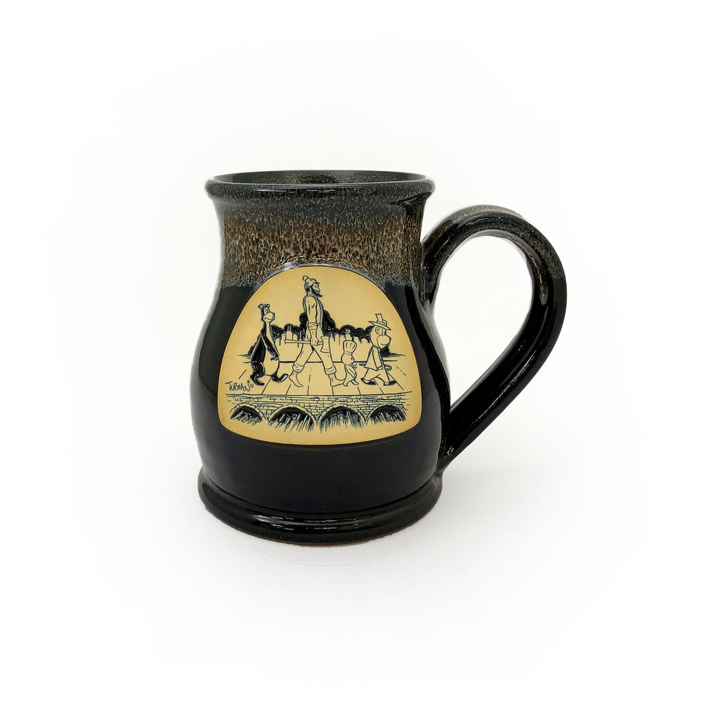 MN Abbey Road Stoneware Mug